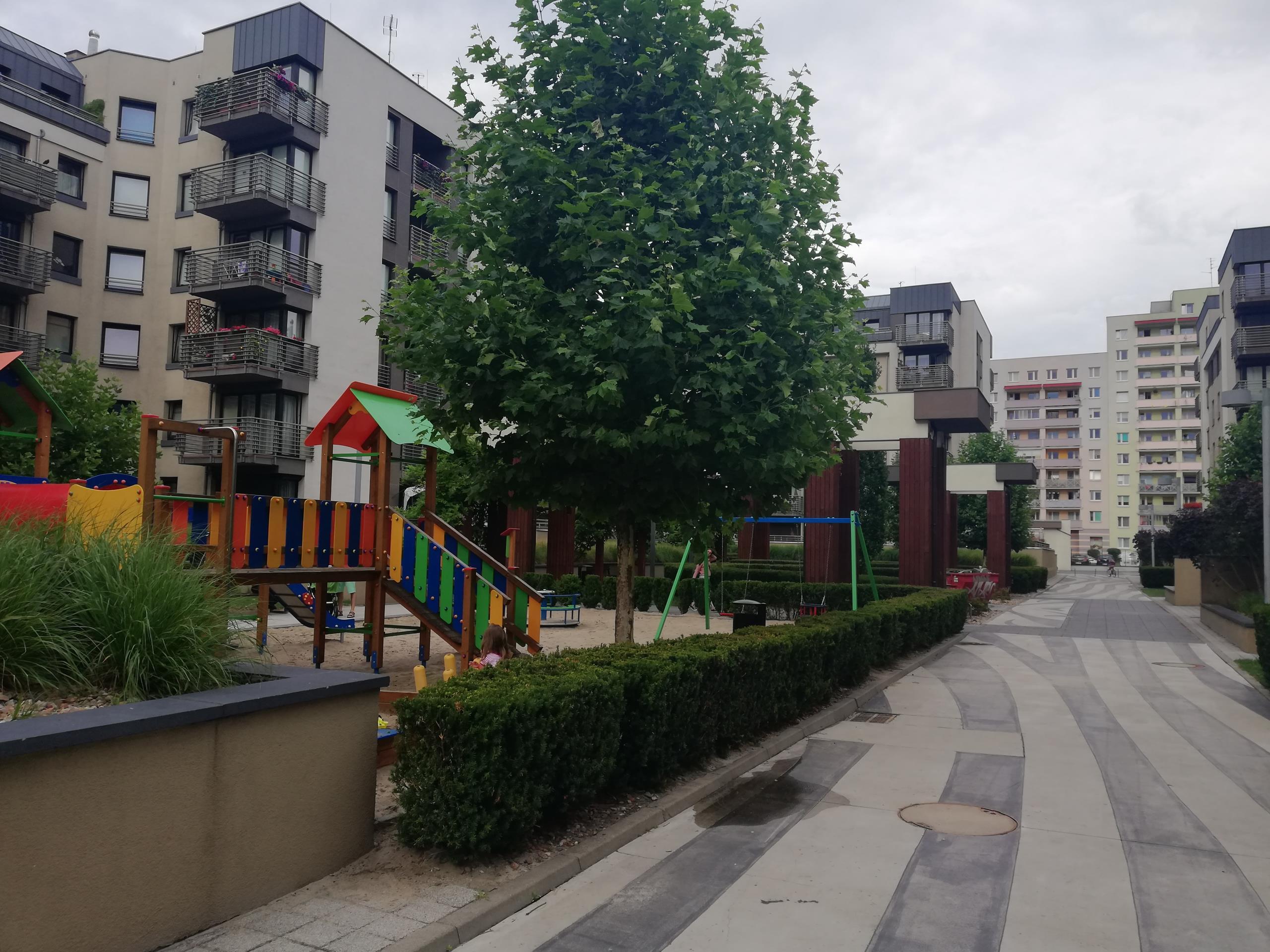 Świeradowska, Krzyki